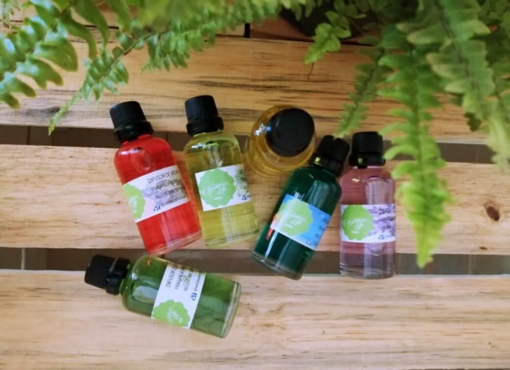 fragancias y perfumes para el hogar