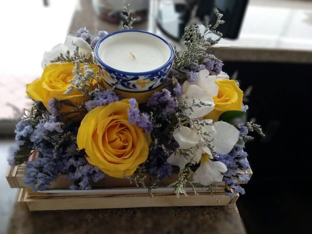 velas aromaticas y aromatizadas aromalife